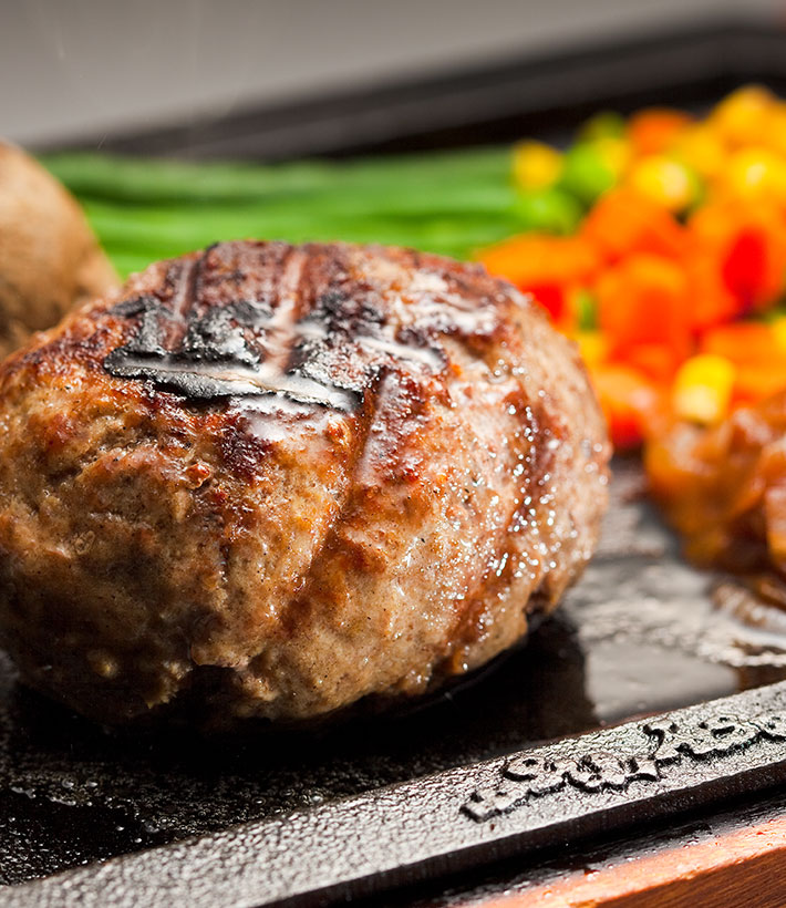 Original Hamburger Steak